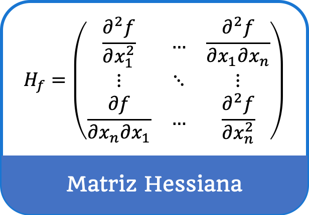 Matriz Hessiana